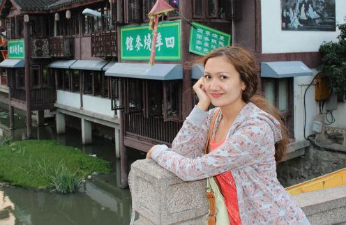 Ирина привыкла и к китайской кухне, и к местным обычаям