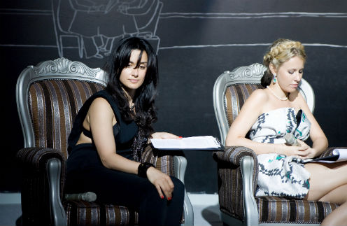 В 2010 году Тина и Ксения дружили