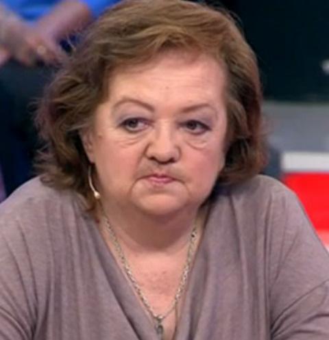 Дочь Гурченко Мария Королева