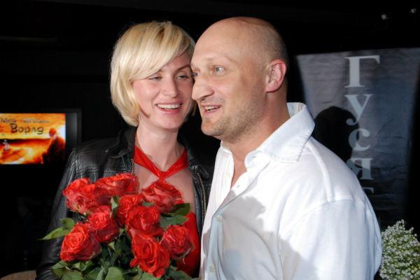 Ирина Скриниченко и Гоша Куценко
