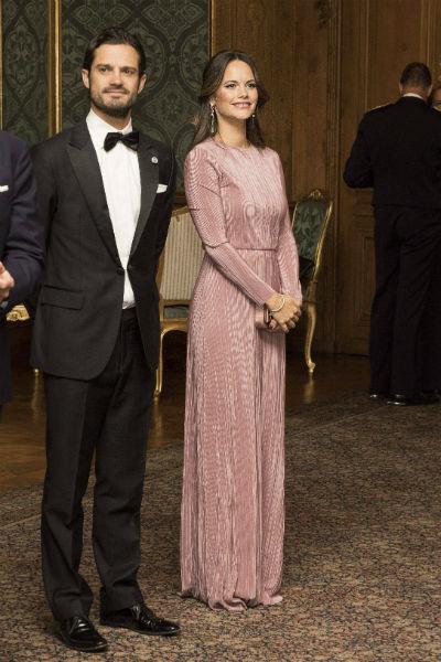 После свадьбы с принцем София полностью избавилась от друзей с сомнительной репутацией