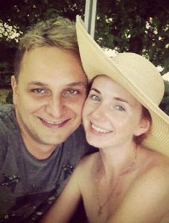 Лена Катина и Сашо Кузманович