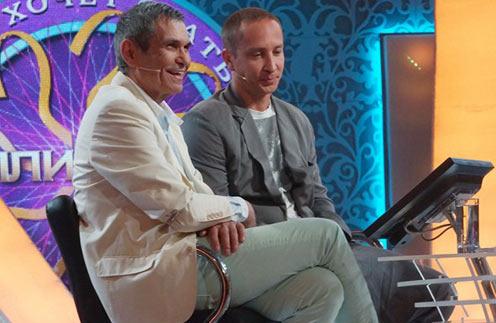 Бари Алибасов и Данко на шоу «Кто хочет стать миллионером»