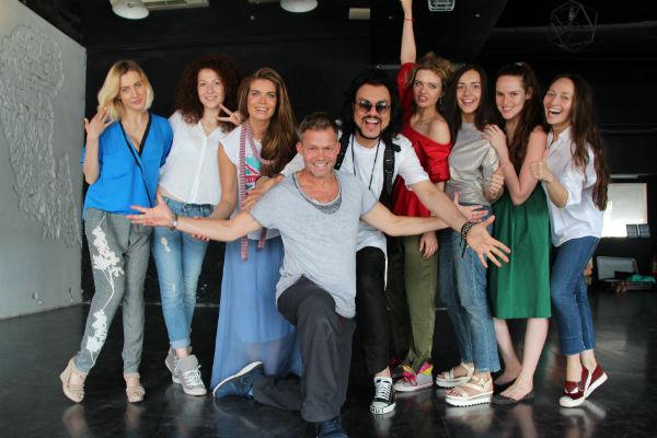 Филипп Киркоров и SOPRANO Турецкого
