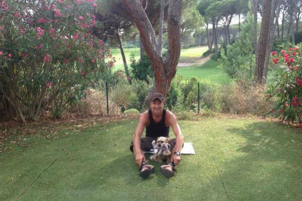 В Монако Ягудин отдыхает перед началом осеннего сезона