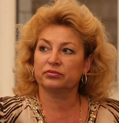 Ирина Запашная