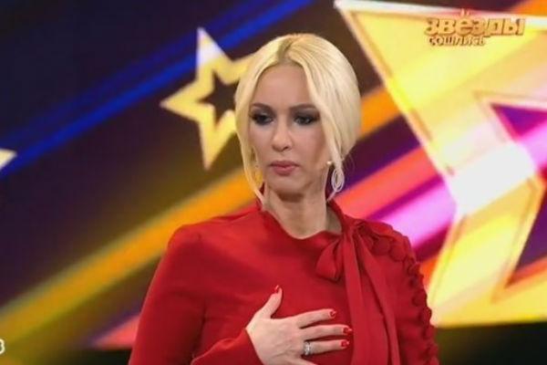 Лера Кудрявцева вспоминает об инциденте с содроганием