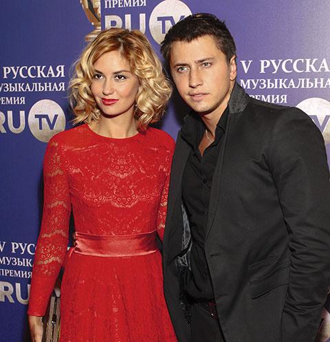 Павел Прилучный и Агата Муцениеце, звезда сериала «Гражданский брак», поженились больше 5 лет назад