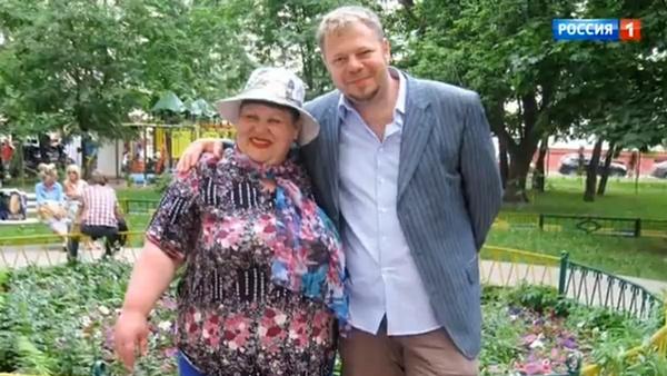 Алексей Петренко с подругой Верой Кувшиновой