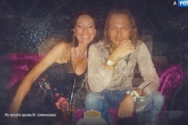 Марина Хлебникова до сих пор переживает потерю возлюбленного