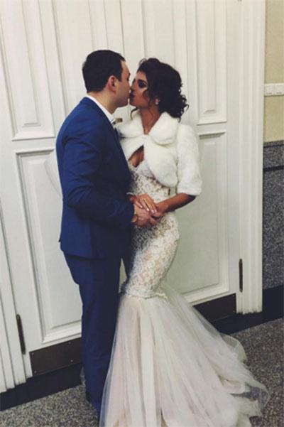 Алиана и Саша Гобозовы по-настоящему счастливы