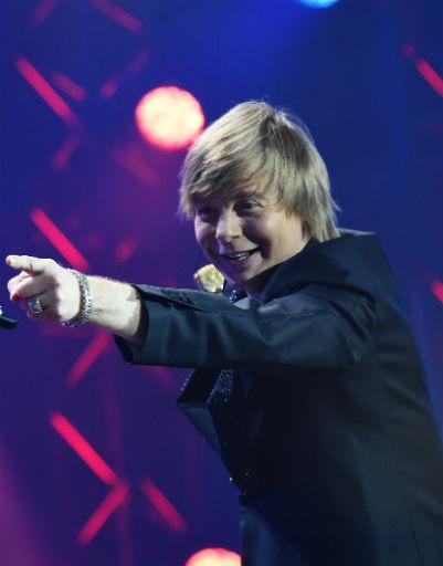 Андрей Григорьев-Аполлонов сумел восстановиться к важному концерту после болезни