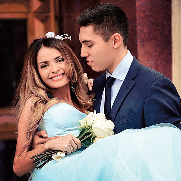 Ренард Сафин и Залина Сулейманова поженились в августе