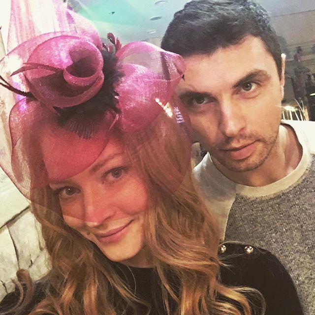 Светлана Ходченкова и Дмитрий Малашенко