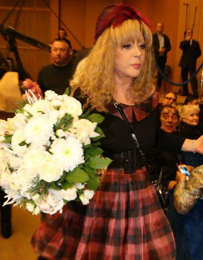 Кристина Орбакайте объявила оначале мирового турне шоу «Бессоница»