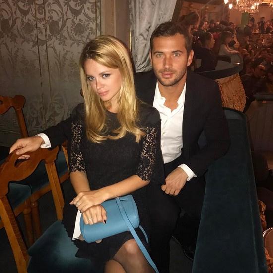 Александр Кержаков женился на Милане Тюльпановой в июне 2015 года