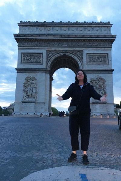 Фото из Парижа, которое вызвало скандал