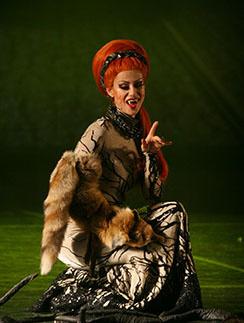 Анна Ковальчук в роли Геллы