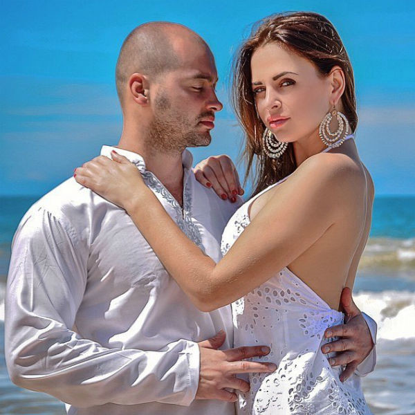 bcc19c67217e47a Звезда «Дома-2» Виктория Романец выбирает свадебное платье | StarHit.ru
