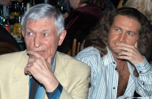 Никоалй и Леонид Агутины