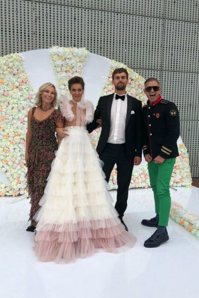 15 сентября Таня и Олег сыграли свадьбу