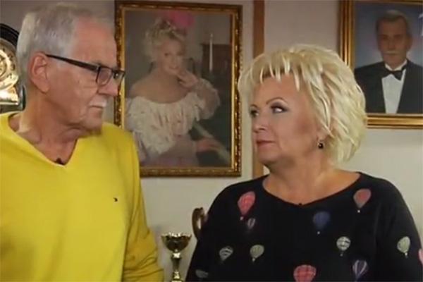 Бенно Бельчиков и Анне Вески вместе больше тридцати лет