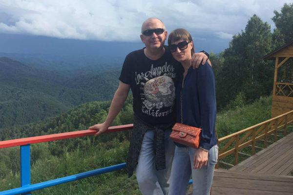 Дмитрий и Ксения поженились в сентябре 2015 года