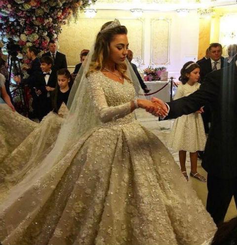 О свадьбе сына Михаила Гуцериева заговорили западные СМИ