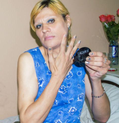 Евгений Сапаев лишь в образе женщины ощущал себя полноценным человеком
