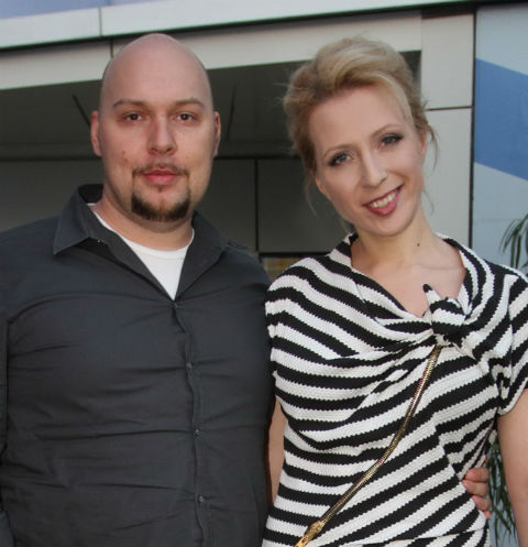 Денис Лазарев и Яна Чурикова