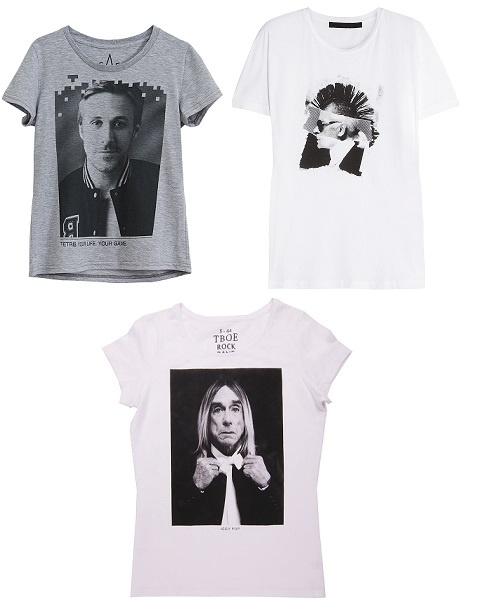 Сверху: Trends Brands, Karl Lagerfeld. Внизу: ТВОЕ