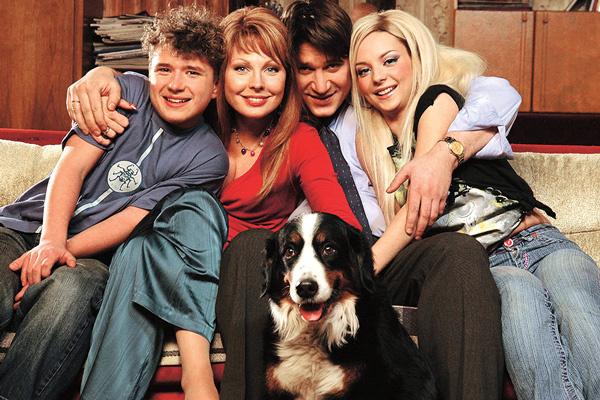 Роль Светы Букиной в сериале «Счастливы вместе» принесла Дарье Сагаловой популярность