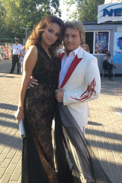 Николай Басков и его новая возлюбленная