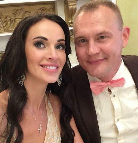 Степан Меньщиков и Евгения Шамаева