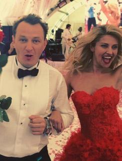 Марат Башаров с молодой женой