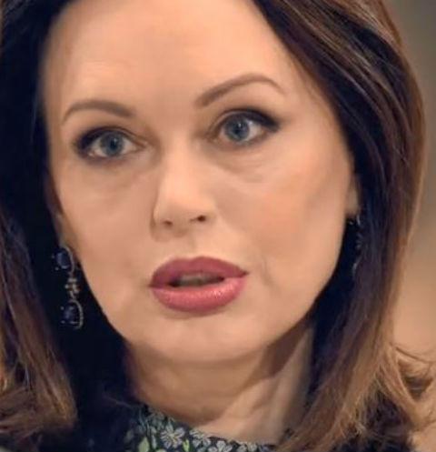 Актриса поведала, как выдержала смерть сына и предательство бывшего мужа
