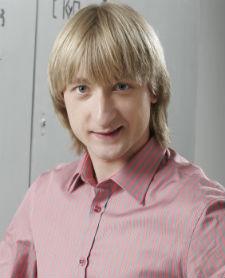 Евгений Плющенко, сыновья Егор и Александр