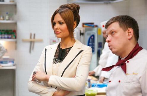Мария Горбань в сериале  «Кухня»