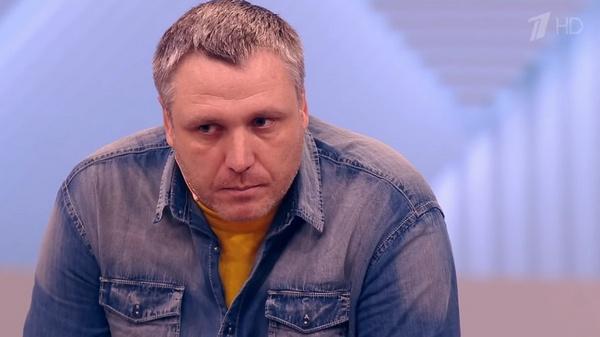 Отец Алеши Шимко Роман