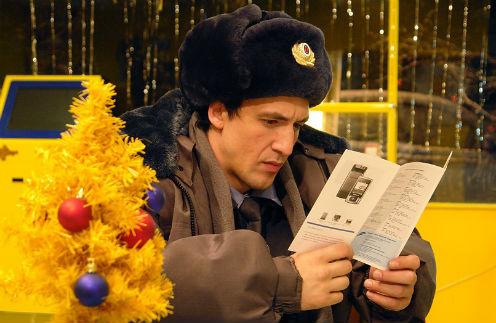 Кадр из фильма «Елки»