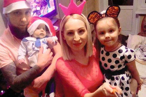 Андрей счастлив в браке с женой Лилией пять лет