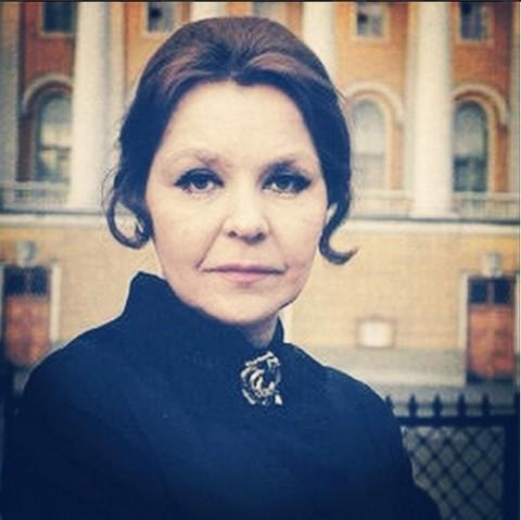 Нина Николаевна Ургант, народная артистка РСФСР