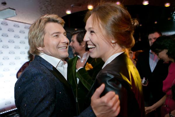 Николай Басков поздравил Альбину