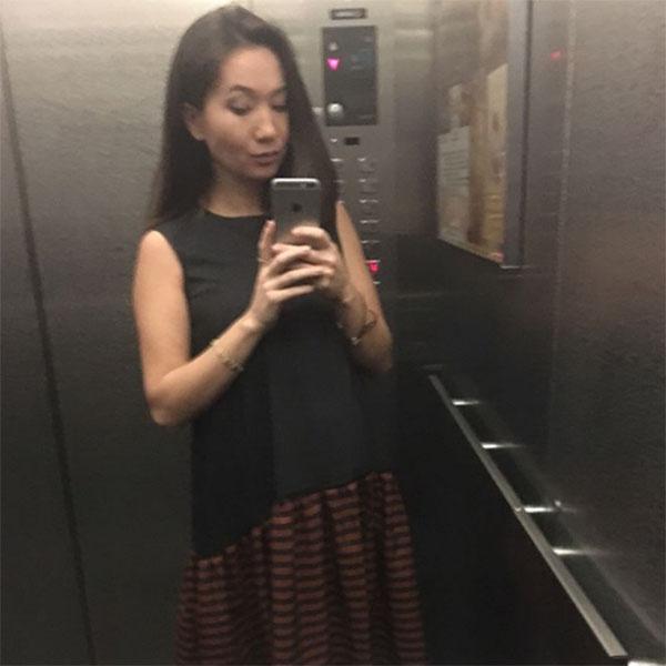 Ксения Ли подарит мужу дочку