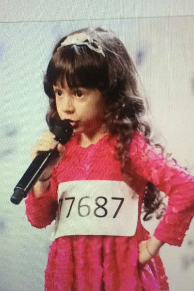 Ева на кастинге в шоу «Голос.Дети»