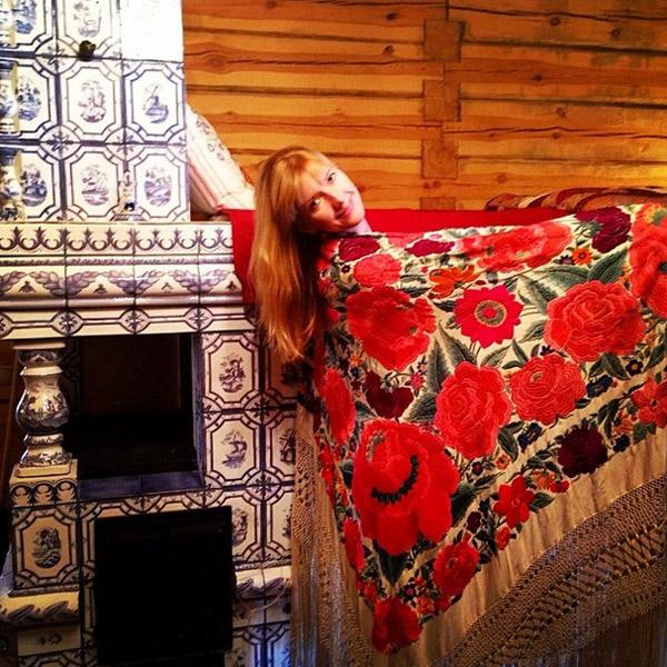 Виола - настоящая русская женщина