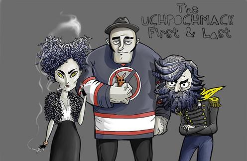 Группа The Uchpochmack