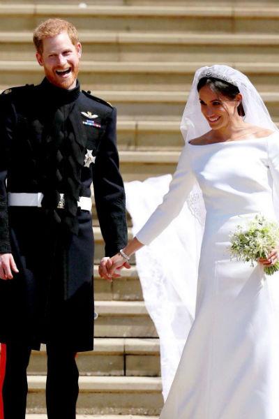 Принц Гарри старается не обращать внимание на скандальную славу жены