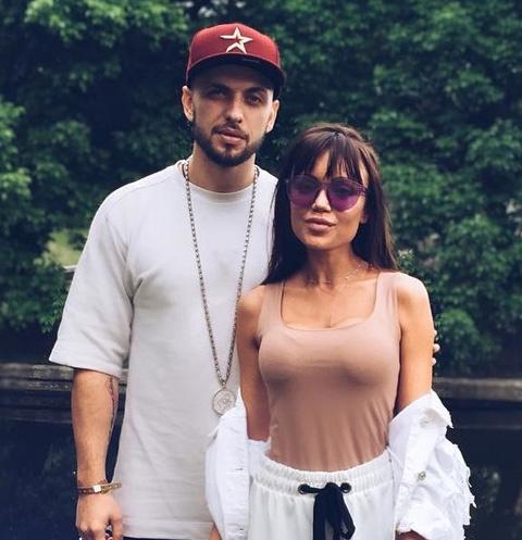 Рэпер ST с женой Ассоль