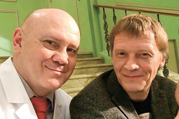 Виталий Хаев сыграл напарника героя Алексея Серебрякова в русской версии «Доктора Хауса»